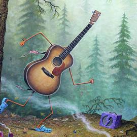 Doug Shelton - Runaway Guitar
