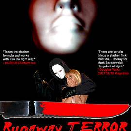 Runaway Terror Poster by Mark Baranowski