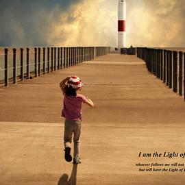 Running to the Light