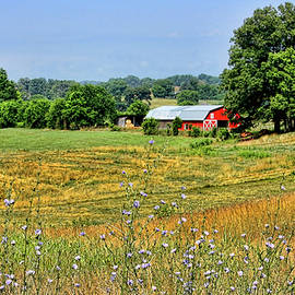 Rural America Farmland by HH Photography of Florida