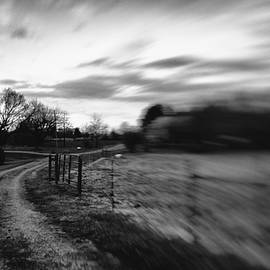Rural Farm Driveway Revisited by Ben Shields