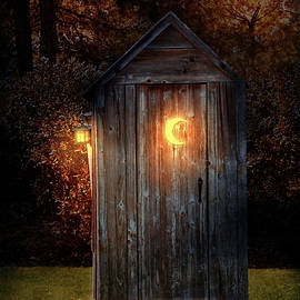 Mike Savad - Rural - Outhouse - Do the necessary