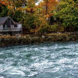 Terry Davis - Rushing River
