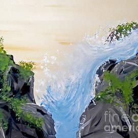 Jilian Cramb - AMothersFineArt - Rushing Water
