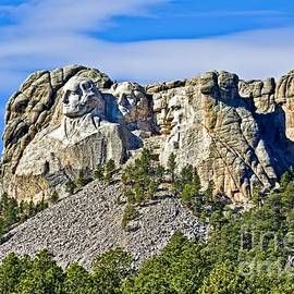 Rushmore by Tatiana Travelways