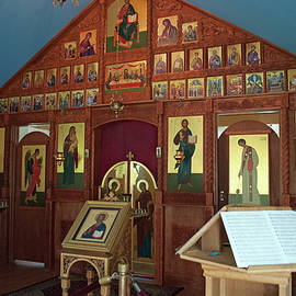 Cathy Mahnke - Russian Orthodox Icons