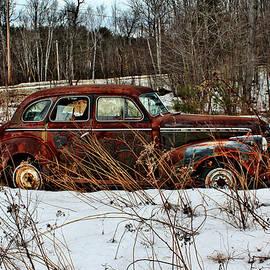 Joseph Marquis - Rust and Snow