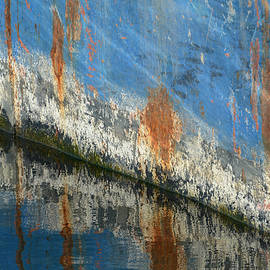 Rust In Abstract by Fraida Gutovich
