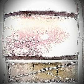 Rusted Chair by Brenae Cochran