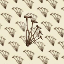 Rustic Hammer Pattern - YoPedro