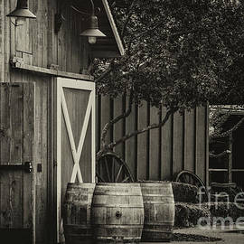 Paul Quinn - Rustic old barn