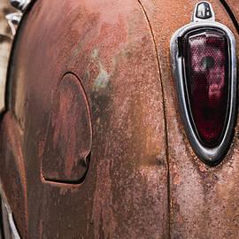 Rusting Away by Steven Milner