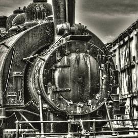 Roger Passman - Rusting Locomotive