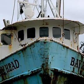 Arlane Crump - Rusty Boat