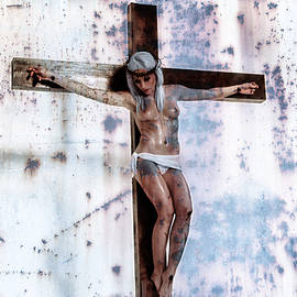 Ramon Martinez - Rusty Crucifix