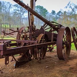 Rusty Farming by Doug Camara