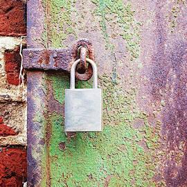 Rusty metal door - Tom Gowanlock