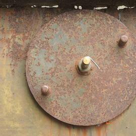 Bill Tomsa - Rusty Patina of Time