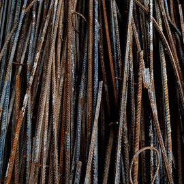 Tianxin Zheng - Rusty Rebars
