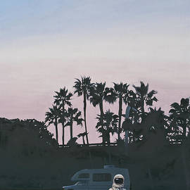 RV Dusk by Scott Listfield