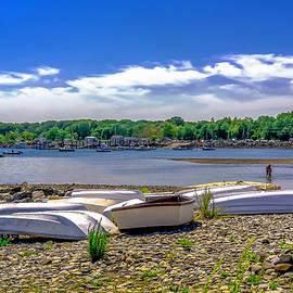 Ron Christie - Rye Harbor