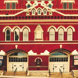 library of congress - ryman auditorium -the home of country music