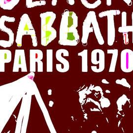 Enki Art - Sabbath Paris1970