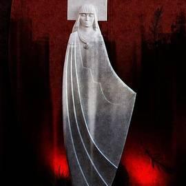 Sacred Katsina by Jenny Revitz Soper