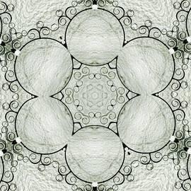 Sacromonte Mandala by Julie Pacheco-Toye