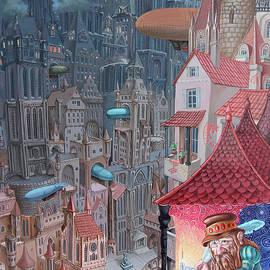 Victor Molev - Saga of the City of Zeppelins