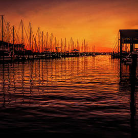 Sail Away HDR by Judy Vincent