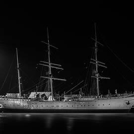 Sail Training Ship Gorch Fock 1 - Segelschulschiff Gorch Fock 1 by Colin Utz