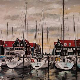 Bill Dunkley - Sailboat Harbor