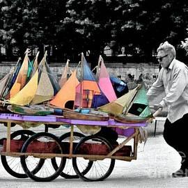 Lilliana Mendez - Sailboat Vendor