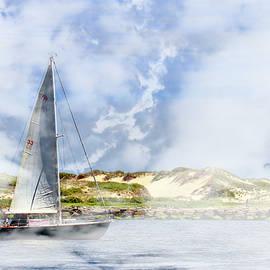 Geraldine Scull - Sailing away