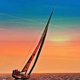 Jean Francois Gil - Sailing Boat Nautical 3