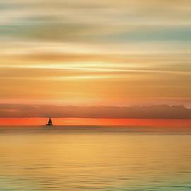 Sailing Dreamscape by Debra and Dave Vanderlaan