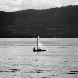 Amy Sorvillo - Sailing in Monochrome