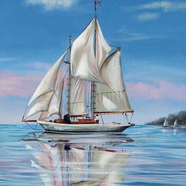 Phyllis Beiser - Sailing