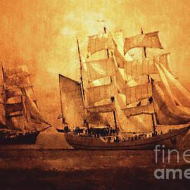 KaFra Art - Sailing Ships