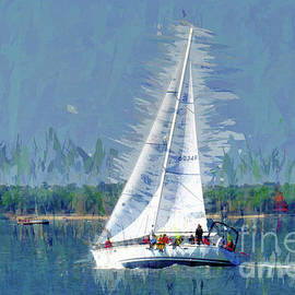 Scott Cameron - Sailing - Take Me Away