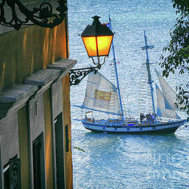 Mariola Bitner - Sailing Through San Juan