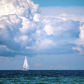 Sailing Under The Clouds
