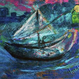 Haleh Mahbod - Sailor Going Home