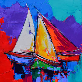 Elise Palmigiani - Sails Colors