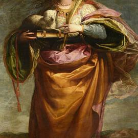 Saint Agnes - Vincenzo Carducci