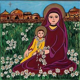 Susie Grossman - Saint Anne and Mary