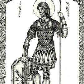 Nikolaos Chantzis - Saint Artemius