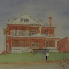 David Bartsch - Saint Clairsville Mansion 2