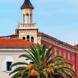 Elenarts - Elena Duvernay photo - Saint Franje, Francis, church near the old Market Square, Split, Croatia